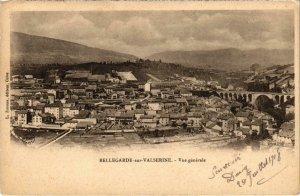 CPA BELLEGARDE sur VALSerine - Vue générale (89399)