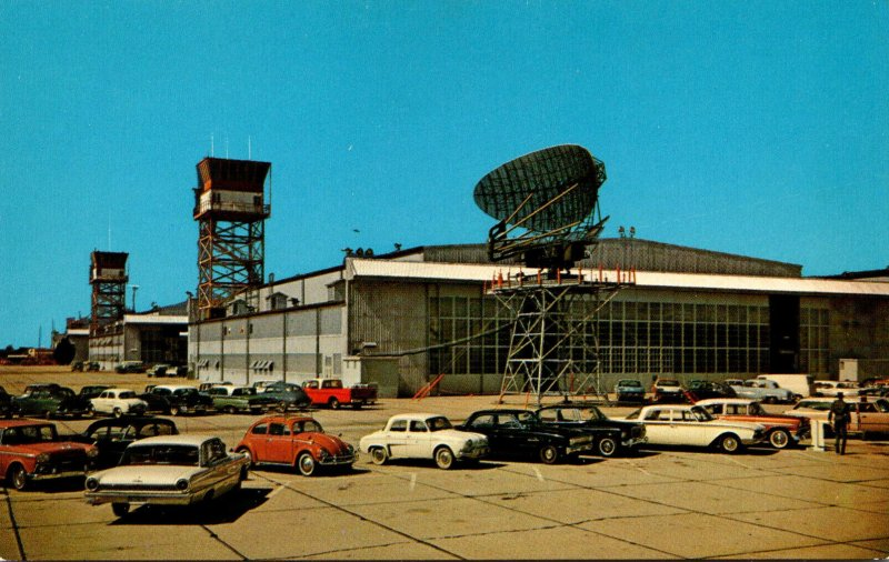 Mississippi Biloxi Keesler Air Force Base Hanger Row