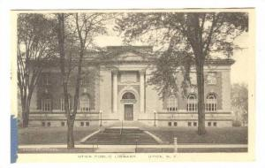 Public Library, Utica, New York, 00-10s
