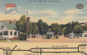 RAPID CITY , South Dakota, 1930-40s ; Dow's Park