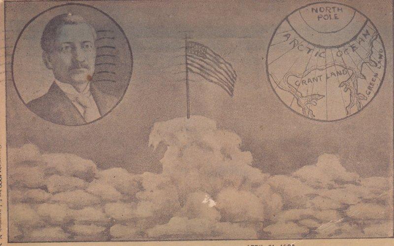 Fredrick A. Cook , who found the North Pole , 1908