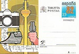 Postal publicitaria 53447: España 82