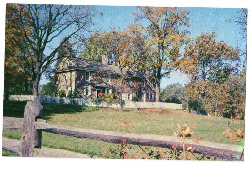 Washington Crossing State Park PA Thompson Neely House