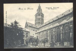 MARKSBURG UND BRAUBACK GERMANY GERMAN ANTIQUE VINTAGE POSTCARD