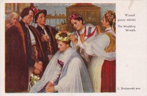 Poland Wianek panny mlodej The Wedding Wreath
