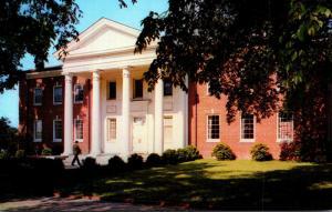 North Carolina Raleigh Alumni Memorial Building North Carolina State College