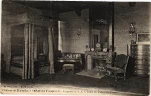 CPA Chateau de MARCHAIS Chambre Francois Ier Propriete de S.A.S...(202364)