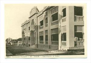 DAKAR, Senegal 1910-20s   Commissariat de Police