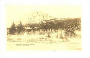 RP, Castle Mountain, Alberta, Canada, 1920-1940s