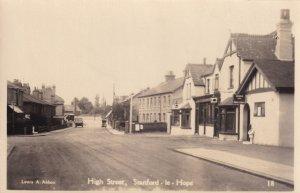 Factory Corner Tiptree Essex Antique Postcard