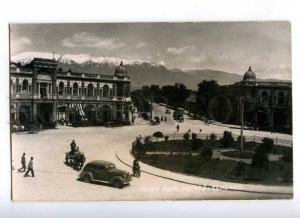 193085 IRAN Persia TEHRAN car carriage Vintage photo postcard