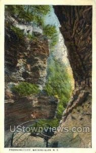 Frowning Cliff - Watkins Glen, New York