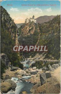Postcard Old Bozn Schloss Karneid