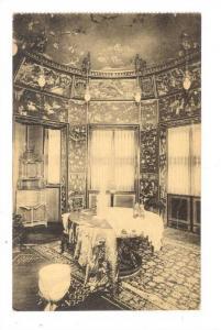 Bruxelles-Laeken, Le Pavillon Chinois. Salon octogonal rouge, Belgium, 00-10s