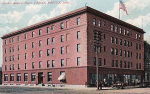 Iowa Cedar Rapids The Allison Hotel