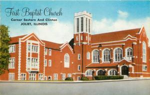 Joliet IL~First Baptist Church~Pastor Roth: Join Us Again Next Lord's Day 1969