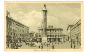 Roma , Italy, 00-10s ; Piazza Colonna