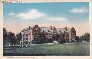 House of Good Shepard, Utica, New York, 00-10s