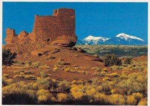 Wukoki Ruin Wupatki National Monment From Wukoki Ruin One Has A Spectacular V...