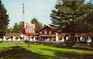 TOURIST VILLAGE MOTEL Owned by Muriel Jane & Bob Kleber in MILFORD, PENNSYLVANIA