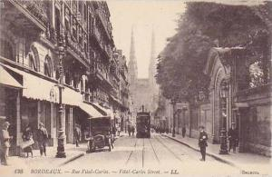 Bordeaux, France, 00-10s ; Rue Vital-Carles