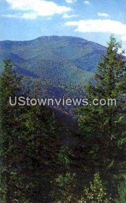 Mt Mitchell Blue Ridge Parkway NC Unused