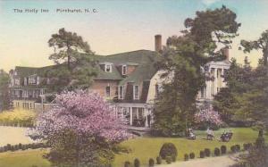 North Carolina Pinehurst Holly Inn Hotel Albertype