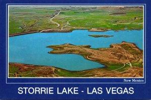 New Mexico Las Vegas Storrie Lake