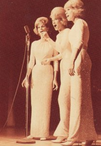 LAS VEGAS, Nevada, 1999; McGuire Sisters open at the Riviera, 1965