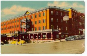 Street View , Hotel New Shebrooke , SHEBROOKE , Quebec , Canada , 30-40s