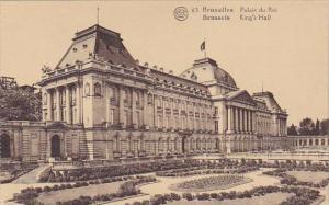 Belgium Brussells Kings Hall