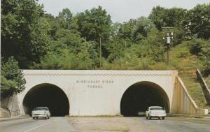 Missionary Ridge Tunnels - Chattanooga TN, Tennessee