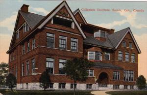 Collegiate Institute , SARNIA  , Ontario , Canada , 30-40s