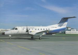 AIR MOLDOVA, EMB-120RT Brasilia, unused Postcard