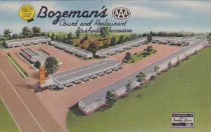 Boyemans Court And Restaurant Nashville Tennessee
