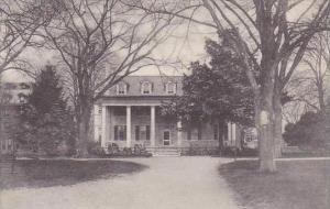 Virginia Hampton The Mansion House Hampton Instittue  Ablertype
