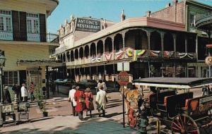 Antoines New Orleans Louisiana