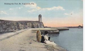 Holding the Fort , ST. AUGUSTINE , Florida , 00-10s