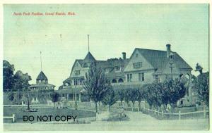 North Park Pavilion, Grand Rapids Mich