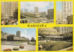 Poland Warsaw Multi View