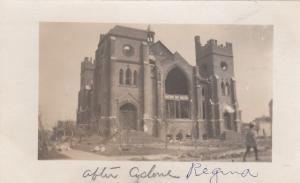 RP: Cyclone Damage , REGINA , Sask., Canada , 1912 ; View #21