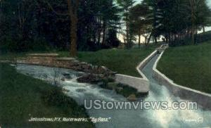 Waterworks Johnstown NY 1910