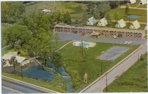 Travel-Eze Motel & Restaurant Black Mountain North Carolina