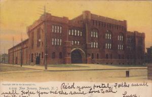 New Armory, Newark, New Jersey, PU-1906