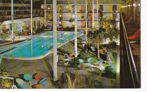 Kentucky Lexington The Continental Inn Olympic Swimming Pool