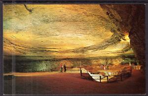 The Rotunda,Mammoth Cave,KY