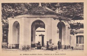 OREZZA-Les-EAUX (Corse) , Pavillon de la source thermale  , France , 00-10s