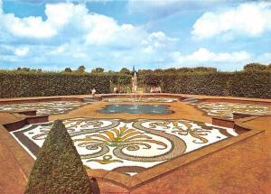 Der Barockgarten im Grossen Garten Brunnen Fountain Garden, Hannover