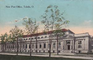 New Post Office , TOLEDO , Ohio , 00-10s #2