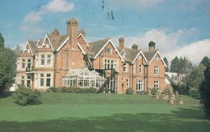 Pilgrim Hall Uckfield Sussex Christian Hotel Postcard